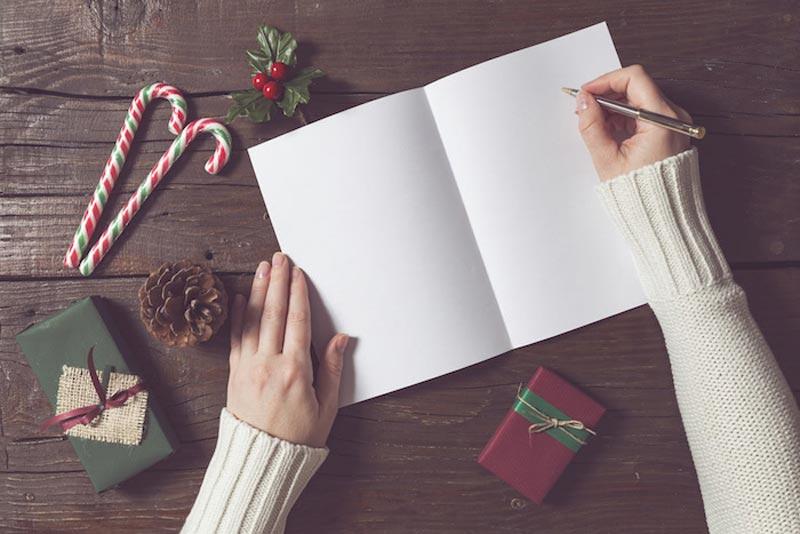 Mensagens e felicitações para cartões de Natal