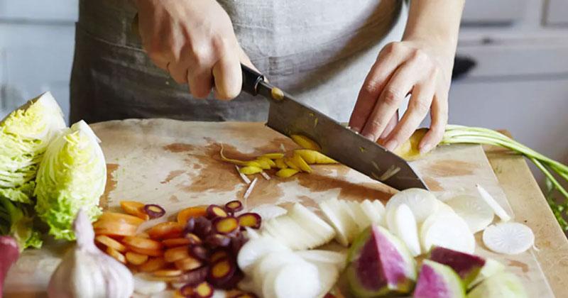 Dicas de culinária saudável para cozinheiros principiantes